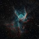 NGC2359 (Thor's Helmet),                                Dean Carr
