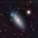 NGC2841. City Lights.,                                Karlov