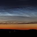 Midnight skies,                                Tony Cook
