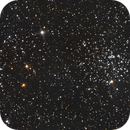 M 52 open cluster in Cassiopeia RGB,                                Pat Rodgers