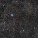 Polaris flare - MW1 flux nebula,                                xordi