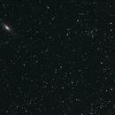 NGC 7331 and Stephan's Quintet,                                Hans van Overzee