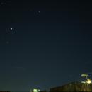 Jupiter transit on Gemini,                                Wendell F. S. Diniz