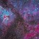 NGC 3372 - Eta Carinae nebula,                                Ricardo L Pinto