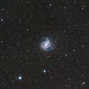 M83 The Southern Pinwheel Galaxy,                                Kevin Parker
