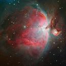 Messier 42 LRGB,                                mario_hebert