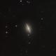 Sombrero Galaxy,                                Henry Kwok
