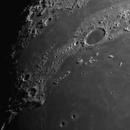 2021/03/24 Moon Impression @ 64% Illumination - From Mare Frigoris via Vallis Alpes to Mare Imbrium,                                G400