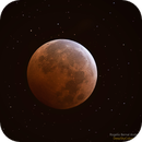 Eclipsed Moon and Uranus,                                Rogelio Bernal An...