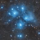 The Pleiades (M45),                                Narathip.Ruksa