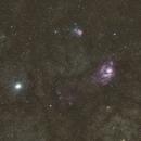 M8, M20 and Mars,                                Eric MAZALEYRAT