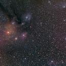 Region around Antares,                                Christian Dahm