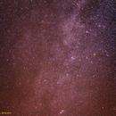 Sternbild Cassiopeia,                                Hans-Peter Olschewski