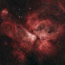 Carina Nebula,                                Joel Donovan