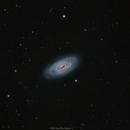 M64 Black Eye Galaxy,                                Sylvain Lefebvre