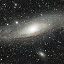 Andromeda Galaxy,                                Michelle Bennett