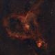 IC1805 The heart Nebula,                                Richard