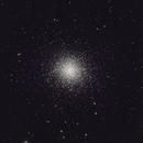 M13 - The Great Hercules Cluster,                                Gianluca Beccani