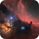 Horse & Flame Nebula Region,                                pete_xl