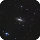 NGC 5866 (Messier 102.) ,                                Pat Rodgers