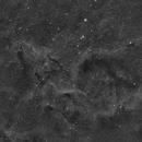 NGC6871 and LBN179 in H-alpha,                                Jürgen Kemmerer