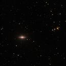 M104 Sombrero Galaxy,                                George Pappayliou