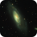 M106 34hours integration time OSC,                                Mike