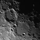 Moon - Albategenius / Hipparque / Triesnecker,                                Pascal Gouraud