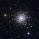 M13 - Globular Cluster in Hercules,                                Insight Observatory