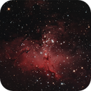 M16 - Eagle nebula,                                Valerio Pardi