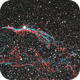 NGC 6960 The Western Veil Nebula,                                mbenjaminz28