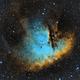 NGC 281 - Pacman Nebula,                                Nick's Astrophoto...