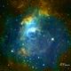 NGC 7635 Bubble Nebula,                                Francois Theriault