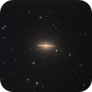 M104 - The Sombrero Galaxy,                                Scotty Bishop