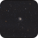 Lost in space, M101, First light Evostar 72ED,                                Gottfried Meissner