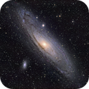 Andromeda Galaxy,                                Radek Kaczorek