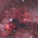Cygnus region,                                Zoltan Panik (ijanik)