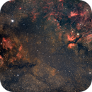 Sadr wide field NGC7000 and IC5070,                                ThierryBoufflet