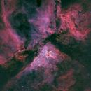 NGC 3372 - Carina Nebula,                                oystein