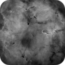 IC1396 - HA - starless,                                georgian82