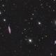 M97 M108 Owl Nebula and Surfboard Galaxy,                                Crash-dk