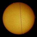 ISS Solar Transit,                                Aaron Collier