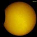 partial solar eclipse 21/6/2020,                                noodle