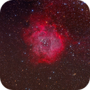 Rosette Nebula,                                ItalianJobs