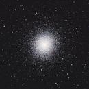The Great Hercules Cluster,                                Derek Santiago