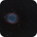 Helix Nebula on UHC-E Filter,                                Samuel Müller