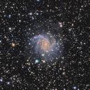 NGC6946 fireworks galaxy,                                Gianluca67