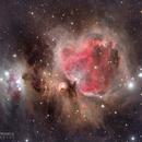 Orion Nebula,                                Dennis Sprinkle