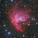 NGC281 Pacman Nebula,                                Byoungjun Jeong