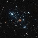M103 - Open Cluster,                                Derryk